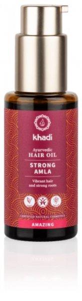 Ayurvedisches Haaröl Strong Amla Khadi
