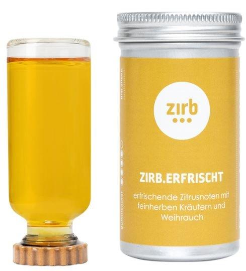 zirb Erfrischt Öl Zitrus, Kräuter & Weihrauch 30ml