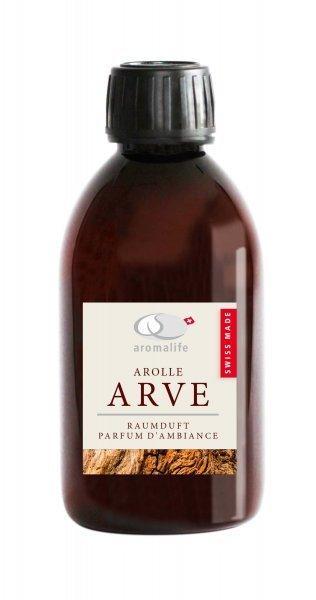 Raumduft Nachfüllung Arve 250ml von Aromalife