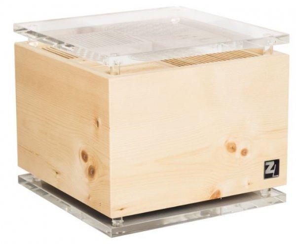 Zirbenlüfter Cube Cristall