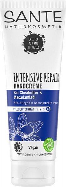 Handcreme Intensive Repair Sheabutter & Macadamiaöl SANTE