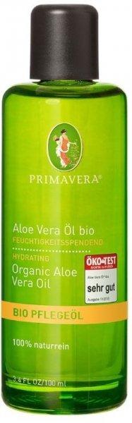 Aloe Vera Körperöl - 100% naturrein