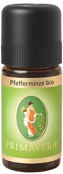 Pfefferminze Bio 10ml von Primavera - Ätherische Öle