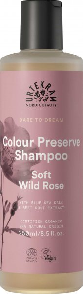 Verwöhnende Pflege für coloriertes Haar - Soft Wild Rose Shampoo