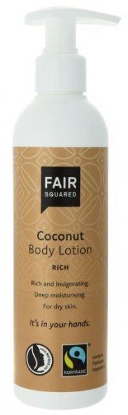 natürliche Bodylotion mit Kokosnuss 250ml